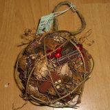 Рождество ремесла, венок, Гарланд (390109-019B)