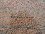 La Cina Multicolor Red Granite e Granite Tiles per Floor Tiles