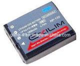 Batería recargable de Li-ion de la batería de la cámara de Casio Exilim EX-H30