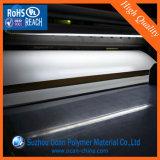 Strato trasparente del PVC di alta qualità per stampa della modifica
