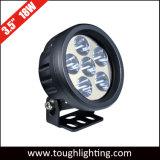 Indicatori luminosi rotondi del lavoro del trattore LED del punto/inondazione 18W da 3.5 pollici