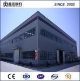Magazzino prefabbricato dell'acciaio della costruzione della struttura d'acciaio di basso costo e di alta qualità