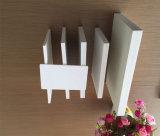 食器棚のための高い光沢のある白PVC泡シート