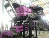 Desfibradora del metal/desfibradora plástica de la trituradora/del neumático de reciclar la máquina Gl40160