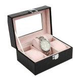 ساعة يعبّئ صندوق مجوهرات يعبّئ صندوق هبة يعبّئ صندوق