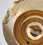 Decoratieve Keuken van het Ontwerp van de manier de Moderne, Verlichting van de Tegenhanger van de Staaf de Gouden in Dia32cm/45cm/65cm