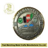 競争価格メーカーが付いているカスタム軍の記念品のトロリー硬貨