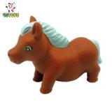 2018 новый продукт очаровательный пластмассовые игрушки лошади для детей