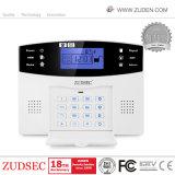 ホームセキュリティーのためのインボイスLCD GSMのホームアラーム