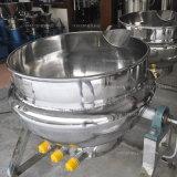 Caldaia rivestita della caramella del gas della caldaia di Heating&Melting dell'alimento del fornitore della Cina