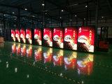 Rue lumière intelligente Pole affichage LED