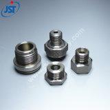 Soemkundenspezifische CNC-Präzision maschinell bearbeitetes Metalteil für Autoteile
