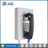 Вандалозащищенная больницы телефон, прочная связь с ЖК-дисплей для Банка обслуживания