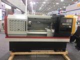 China Precision CNC Máquina torno rotativo de Metal Horizontal