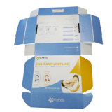 El papel electrónico Embalaje de papel corrugado