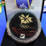 El deporte de metal mayorista la ejecución de medallón de la competencia