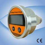 Chemical Industryの中国のDIGITAL Pressure Gauge Applied