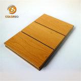 L'environnement acoustique de bois panneau en bois