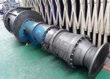 Grand débit de pompe à débit mixte verticale