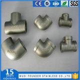 Heavy Duty de montaje del tubo roscado de acero inoxidable