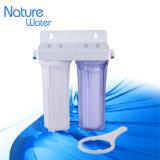 2つの段階10インチ水フィルター(NW-PR202)
