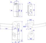 La RFID Cerradura electrónica para puertas 29~60 mm
