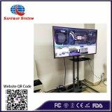 Под автомобилем сканер автоматически нижней части автомобиля проверка безопасности/системы видеонаблюдения