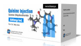 Le dichlorhydrate de quinine Injection utilisé pour traiter le paludisme et de la babésiose
