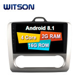 Grand écran 9 Witson Android 8.1 voiture DVD pour Ford Focus 2005-2012