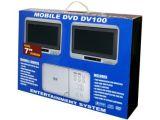 Portátiles en alquiler de DVD con 2 monitores LCD (VD-5112)