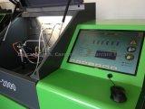 Elettrovalvola a solenoide ed iniettori piezo-elettrici che calibrano macchina