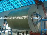 Equipo de gran capacidad de la máquina de enrollamiento del tanque de FRP Gre