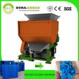 Cer SGS-grünes industrielles Papier und verwendete Gummireifen-Reißwolf-Maschine für Verkauf
