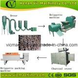 Briquette Making Line, Linha de Produção de Briquetes de Biomassa