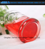Contenitore bevente della bocca della radura della frutta di vetro larga della bevanda
