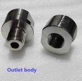 Wasserstrahlverstärker zerteilt Adapter für Wasserstrahlausschnitt-Maschine