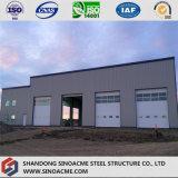 産業機械のための高品質の鉄骨構造の倉庫