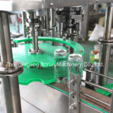 Линейный тип шипучка может заполняя консервируя производственная линия