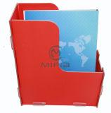 Het Dossier van het Tijdschrift van het karton