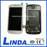 Affissione a cristalli liquidi mobile di Phone per l'affissione a cristalli liquidi Digitizer di Samsung Galaxy S3 I9300