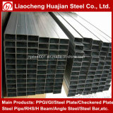 Tubo rectangular galvanizado chino para los materiales de construcciones