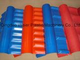 PVC Telha vidrada máquinas para plásticos