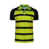 Chemise de polo estampée par sublimation pour les hommes