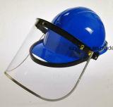 Gesichts-Schild-hitzebeständiger Aluminiumhalter