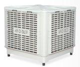Портативные системы HVAC воды вентилятора охладителя нагнетаемого воздуха