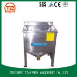 Matériel d'aliments de préparation rapide et contrôle de température électrique de poêle