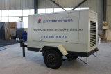 Industrielle bewegliche Luft abgekühlter Schrauben-Kompressor
