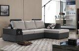 Mobília/sofá chinês da combinação/sofá secional moderno do hotel/sofá moderno da sala de visitas/sofá moderno de canto do apartamento da tela do sofá/Upholstery (GLMS-016)