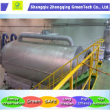 Latest Tire Recycling to Oil Machine with EC and ISO Certificates