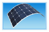 25W Semi Flexible Sun Power Cells mit Competetive Price